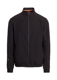 Puma Iridescent Colorblock Full-Zip Track Jacket