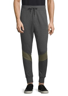 Puma Fusion Archive Colorblock Jogger Pants