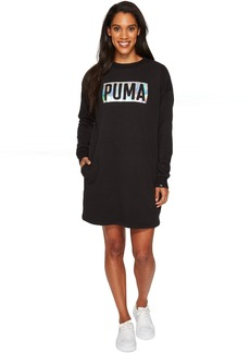 Puma Fusion Crew Sweat Dress