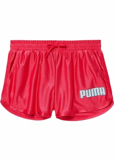 Puma Girls' Dazzle Shorts JR