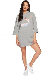 Puma Glam Oversized Hooded Dress