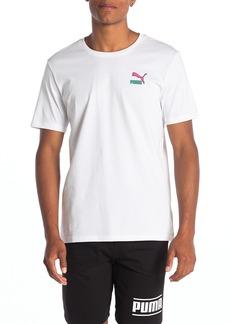 Puma Graphic Handwriting T-Shirt