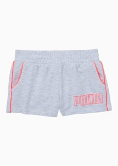 Puma Graphic Injection Toddler French Terry Shorts