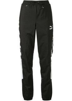 Puma graphic print track trousers