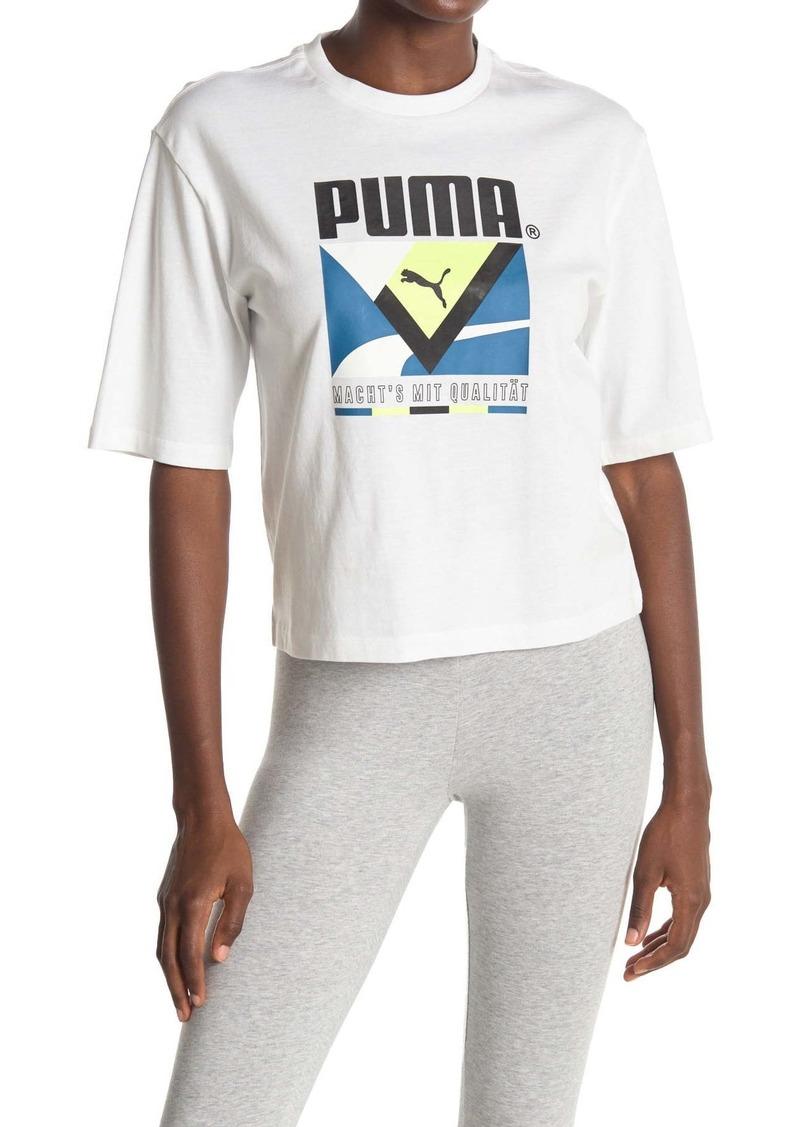 Puma Graphic Regular Tee