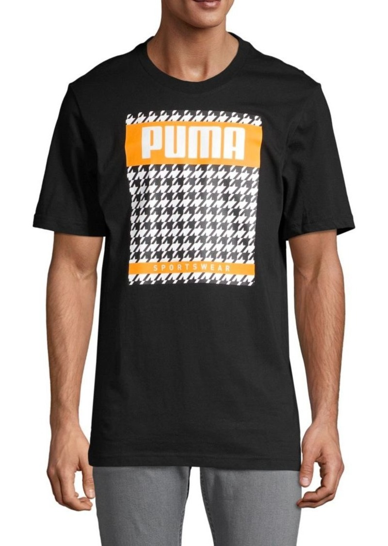 Puma Graphic Short-Sleeve Tee