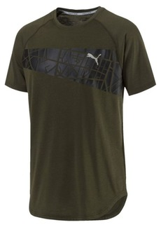 Puma Graphic Triblend Men's Tee