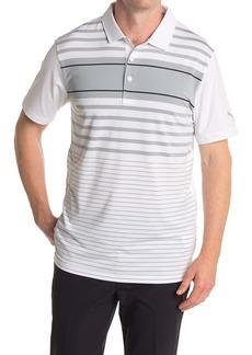 Puma Grey Spotlight Golf Polo