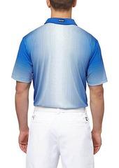 Puma Grid Fade Golf Polo Shirt