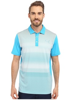 Puma GT Brush Stripe Polo