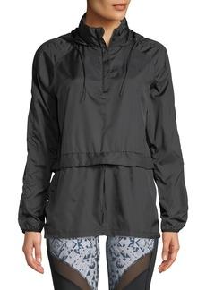 Puma Half-Zip T7 Wind-Resistant Jacket