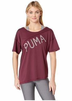 Puma Holiday Drapey Tee