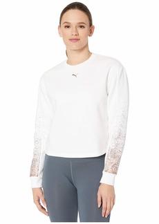 Puma Holiday Pack Crew Fleece Sweatshirt