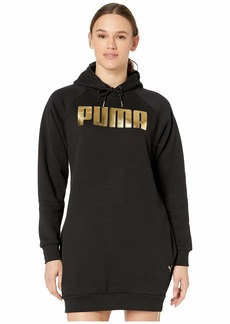 Puma Holiday Pack Fleece Sweatshirt Dress
