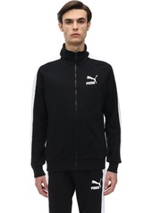 Puma Iconic Cotton Zip Sweatshirt