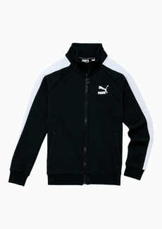 Puma Iconic T7 Boys' Track Jacket JR