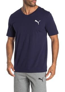 Puma Iconic V-Neck T-Shirt