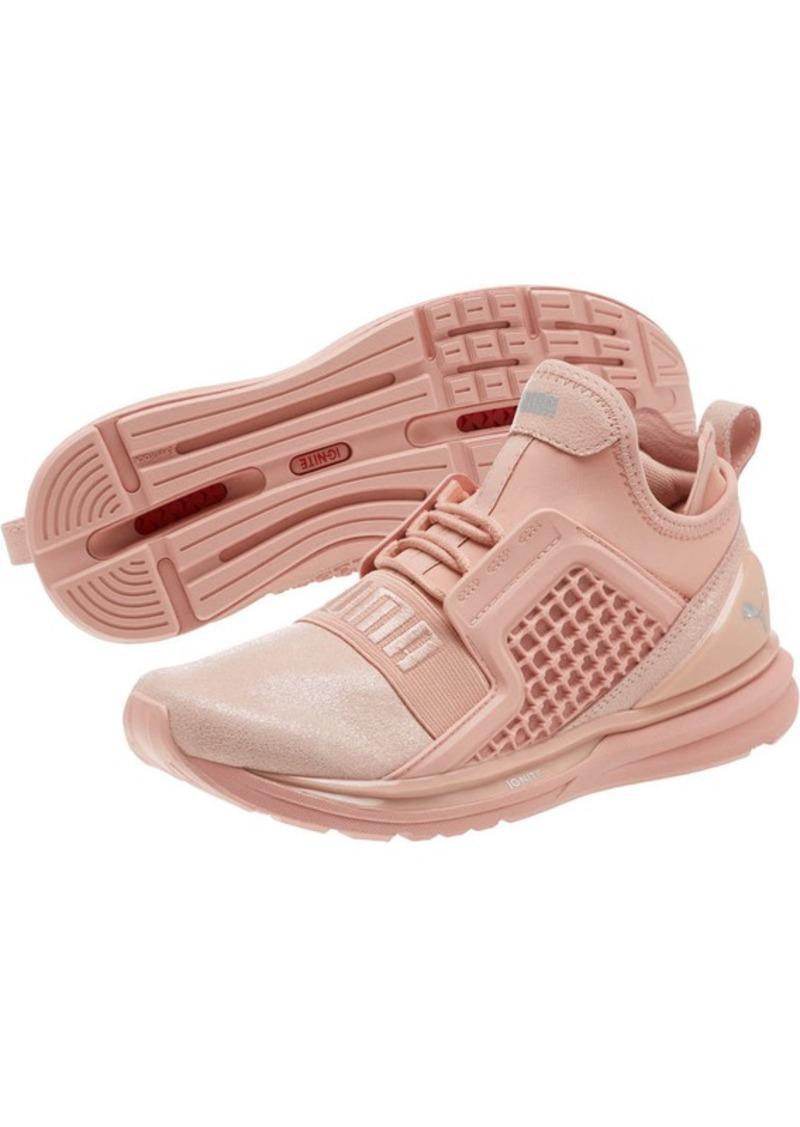 reputable site fe3cc e0116 IGNITE Limitless Metallic Suede Women's Sneakers