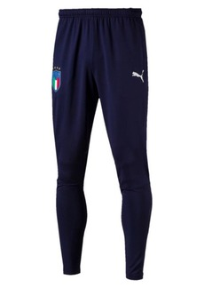 Puma Italia Training Pants Zipped Pockets