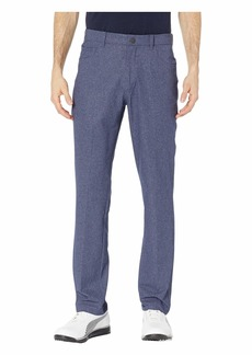 Puma Jackpot Five-Pocket Heather Pants