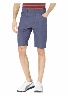 Puma Jackpot Five-Pocket Heather Shorts