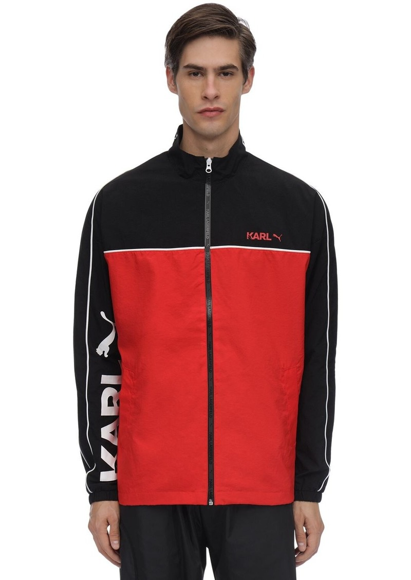 Puma Karl Lagerfeld Track Jacket