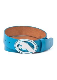 Puma Leather Regent Fitted Belt