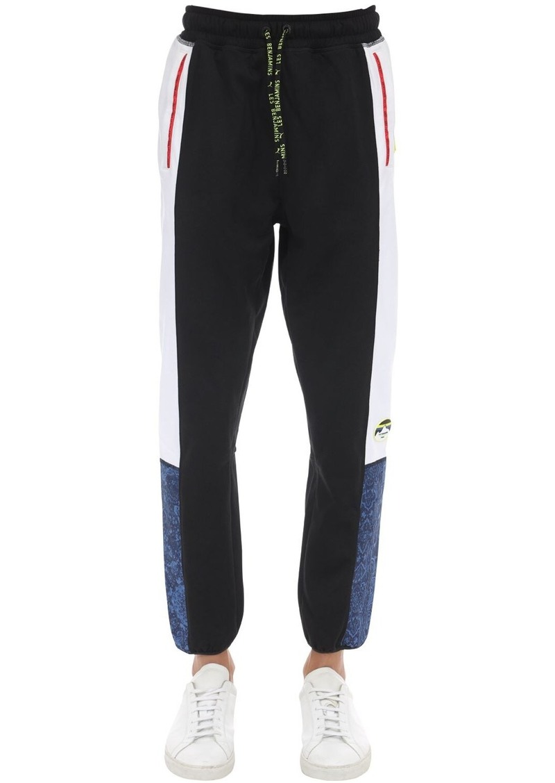 Puma Les Benjamins Color Block Track Pants