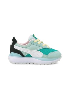Puma Little Girl's and Girl's Cruise Rider Silk Road Sneakers