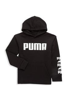 Puma Little Boy's Cotton-Blend Hoodie