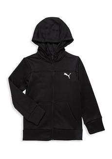 Puma Little Boy's Fleece Jacket