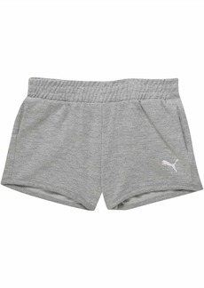 Puma Little Kids' French Terry Shorts