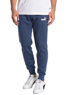 Puma Logo Fleece Jogger Sweatpants