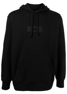 Puma logo-print hoodie