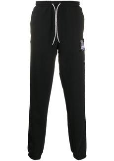 Puma logo print track pants