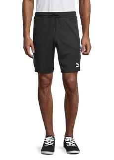 Puma Logo Regular Fit Shorts