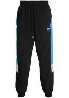 Puma logo track pants
