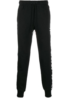 Puma logo track trousers