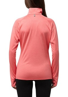 Puma Long Sleeve Half-Zip Running Top