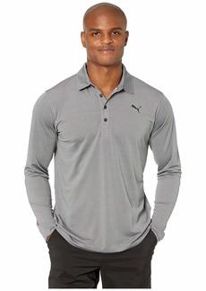 Puma Long Sleeve Polo