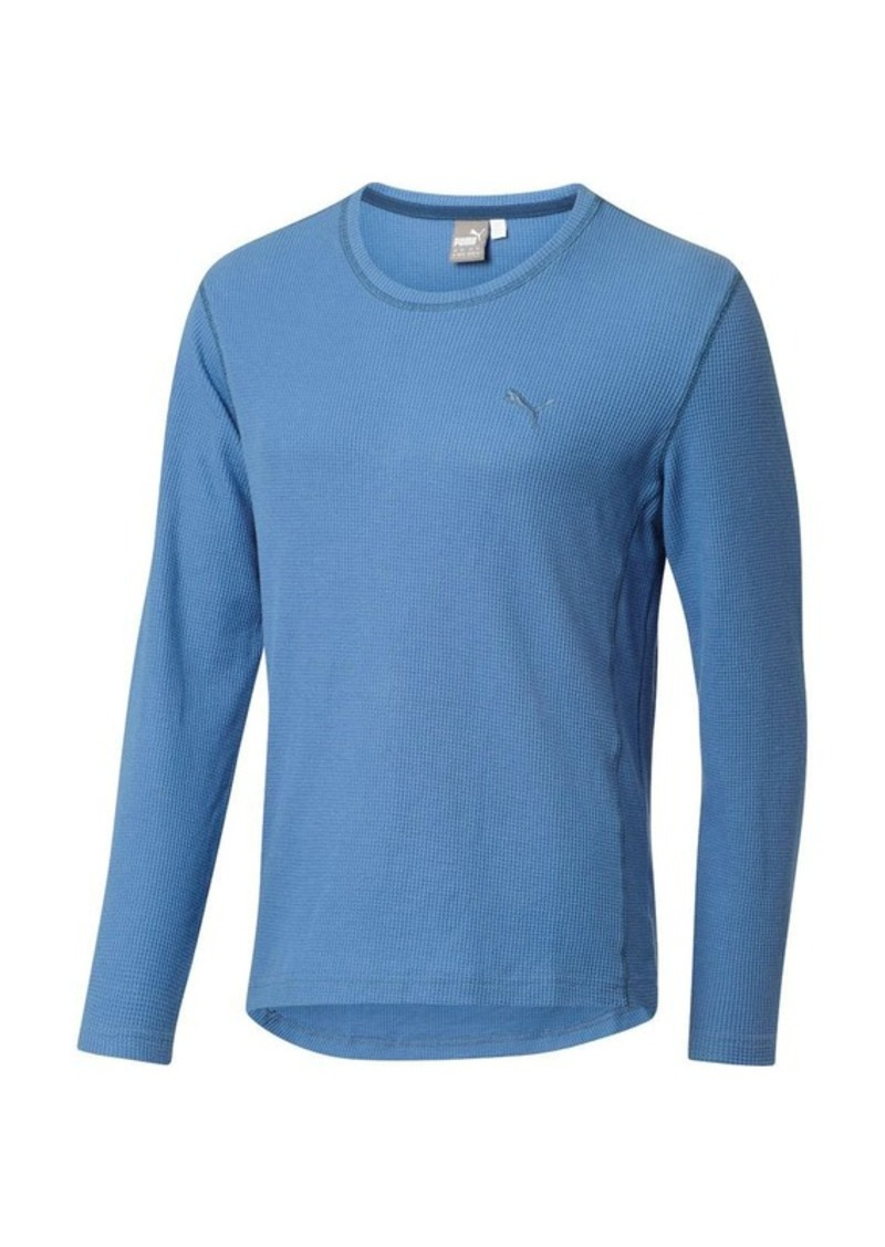 Puma long sleeve thermal t shirt shop it to me for Thermal t shirt long sleeve