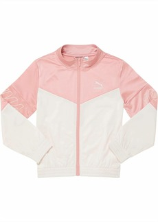 Puma LuXTG Girls' Track Jacket JR