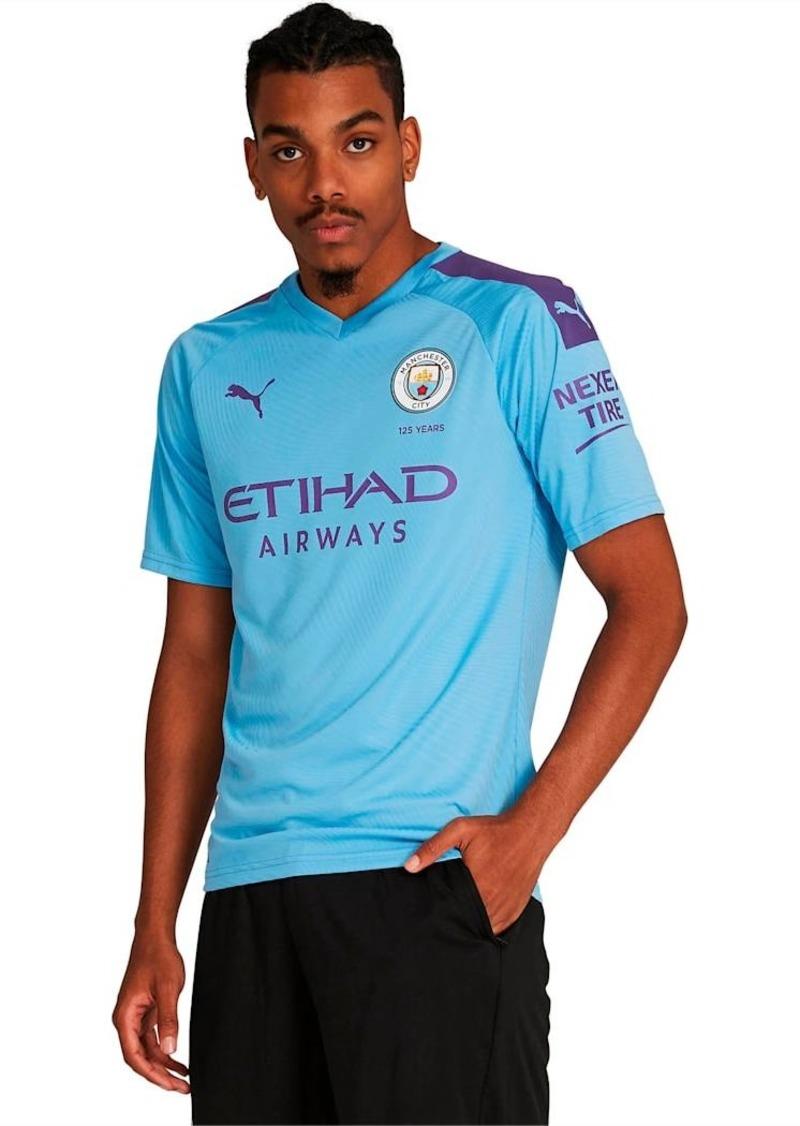 Puma Manchester City FC Men's Home Authentic Jersey