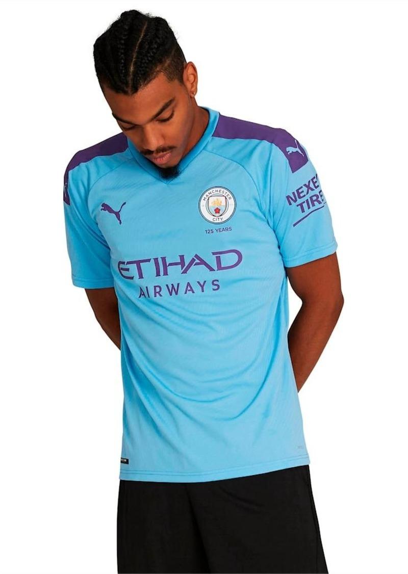 Puma Manchester City FC Men's Home Replica Jersey