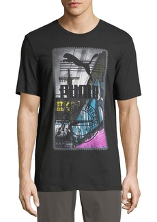 Puma Men's Alley Life Logo Tee