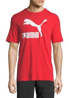 Puma Men's Archive Life Logo Tee