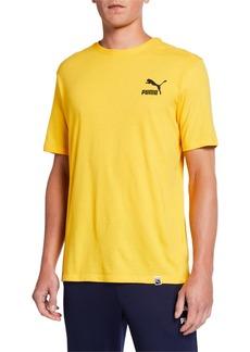Puma Men's Archive Logo Graphic Short-Sleeve Box T-Shirt
