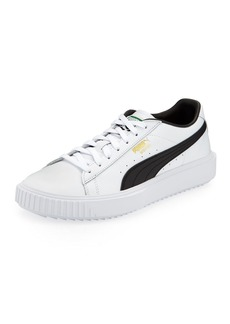 Puma Men's Breaker Leather Sneakers