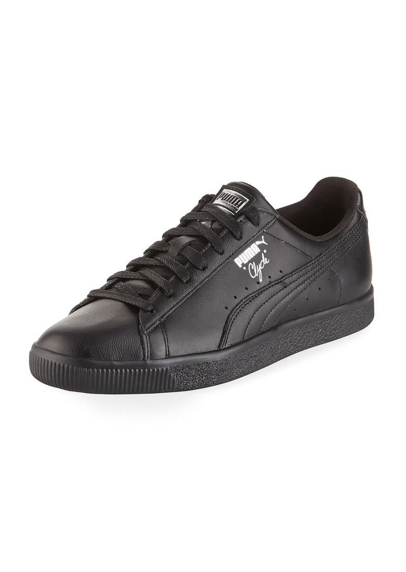 bc9566465814 Puma Men s Clyde Premium Core Leather Sneakers