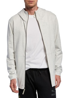 Puma Men's Energy Desert Front-Zip Jacket